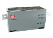 DRT-480 - Fonte de Alimentação Chaveada Trifásica 480Watts, Trilho DIN