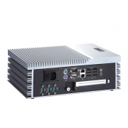 EBOX830-831-FL-AC-RC - Pc Box Embarcado Fanless, Proc Intel Core 2 Duo (Pbga479) e Slot PCI