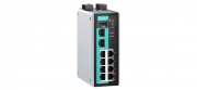 EDR-810-2GSFP - Roteador , Firewall/Nat Industrial, Switch Gerenciável Layer 2, 8X10/100Baset(X), 2X 1000Base Sfp