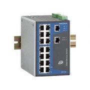 EDS-516A-MM-SC - Switch Ethernet Gerenciavel, 14X 10/100Baset(X), 2X 100BasefxMultimodo, Conector Sc
