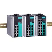 EDS-G512E-4GSFP - Switch Ethernet Gigabit Gerenciável, 8X 10/100/1000Baset(X), 4X100/1000Base Sfp