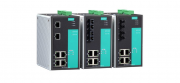 EDS-P506A-4PoE-MM-SC  - Switch Ethernet Gerenciável, 4 10/100Baset(X) Poe/Poe+, 2 100BasefxMultimodo, Conector Sc, Temp Op 0~60ºc