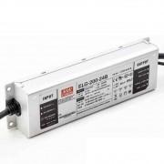 ELG-200- Fonte de Alimentação Chaveada 200Watts para LED
