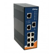 IES-3080 - Switch Ethernet Industrial Gerenciável 8 Portas 10/100Baset(X)