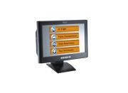 IFO2225-851-FL-AC-NP-PCI-DRW - Computador Industrial Com Tela Lcd 22' Slim, Tft, Intel Core 2Duo, 1  Pci