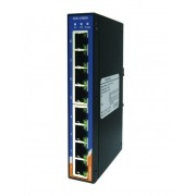 IGS-1080A - Switch Ethernet Industrial Não Gerenciável Gigabit, 8 Portas 10/100/1000Baset(X)