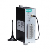ioLogik W5312 - MÓDULO REMOTO ATIVO GPRS, 1x 10/100MBps MODBUS TCP, 1x RS232/422/485MODBUS RTU, COM 8 DI, 4 DIO E 8 DO SINK