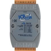 LR-7017Z-G - Módulo RS-485 ASCII, 10/20 Canais,  mV, V, mA
