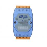 LR-7033D - Módulo Rs-485 Ascii, Entrada Sensores Rtd