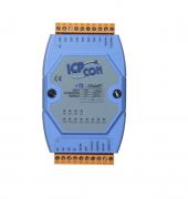 LR-7044D - Módulo Rs-485 Ascii, Entrada E Saída Digital Isoladas