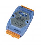 LR-7055D - Módulo Rs-485 Ascii, Entrada E Saída Digital Isoladas