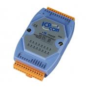 LR-7055D - Módulo RS-485 DCON, Entrada e Saída Digital Isoladas, com Indicação por LEDs