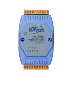 LR-7063 - Módulo Rs-485 Ascii, Entrada Digital E Saída A Relé Isoladas