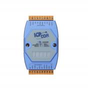LR-7080 - Módulo Rs-485 Ascii, Entrada Contador/Frequência E Saída Isoladas