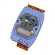 LR-7188EXD-MTCP - Controlador Programável C e Gateway Modbus TCP/RTU, 1x 10-Base-T, 1x Rs-232, 1x Rs-485, Slot Expansão, Com Display