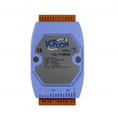 LR-7188XG - Controlador Programável Isagraf 5 Linguagens Plc Iec61131-3, 1X Rs-232, 1X Rs-485, Digital 1 Entrada E 1 Saída