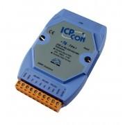 LR-7561 - Módulo Conversor USB para RS-232/422/485 com Isolação 3000Vdc