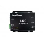 LRI-1XSER-TCP - SERVIDOR SERIAL 10/100BASE-TX, COM 1x RS-232/RS-485, ALIMENTAÇÃO 8~28VDC