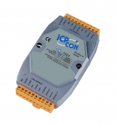 LRM-7080-G - Módulo Rs-485 Digital Modbus Rtu, 2 Canais Entrada Contador/Frequência