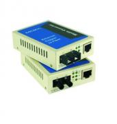 ME51-M-ST - CONVERSOR 10/100BASET(X) PARA FIBRA ÓTICA 1x 100BASEFX, MULTIMODO,CONECTOR ST, 2 km