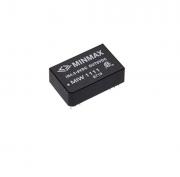 MIW1131 - Conversor Dc-Dc Isolado, Encapsulado De 3W, Entrada