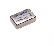 "MIW3016 - Conversor Dc-Dc Isolado, Encapsulado De 5-6W, Entrada ""Wide Range""(4.5 ~ 7 Vdc) Saída Dupla (+/-12Vd"