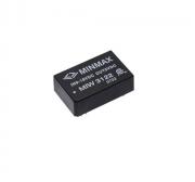 MIW3127 - Conversor Dc-Dc Isolado, Encapsulado De 5-6W, Entrada
