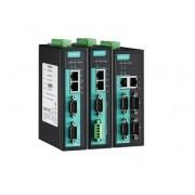 NPORT IA5450AI - Módulo Servidor Rs-232/422/485 4 Portas Industrial Isolação 2Kv,Proteção Surto Serial/Lan/Alimentação, 2 10/100Baset(X)