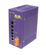 NS-105 - Switch Ethernet Industrial Não Gerenciável 5 10/100Base-T(X)