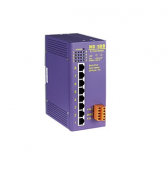 NS-108 - Switch Ethernet Industrial Não Gerenciável 8 10/100Base-T(X)