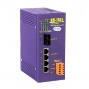 NS-115FC - Switch Ethernet Industrial Não Gerenciável 4 10/100Base-T(X) E 1 100Base-Fx Multimodo, Sc