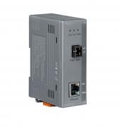NS-200WDM-B - Conversor Industrial Ethernet 10/100Base-T(X) Para 100Base-Fx  Monomodo, Sc, 1 Fibra