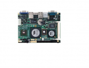 SBC84700VEEA-1GE (Fanless) - Placa Mãe Embedded, Chipset Via Cn700 + Vt8237R Plus