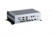 tBOX320-852 - Pc Box Embarcado Fanless Proc Intel Core 2 Duo Sp9300 2.26 Ghz Processor, 4 Com, 4 Usb, Cf, Dual, Suporte Hdd, 2Gb Dram