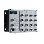 TN-5916-WV-T - Nat Router With 16 10/100Baset(X) Ports, And 4 Of 10/100Baset(X) PortsWith Bypass Relay Function, Dual Redundant Power