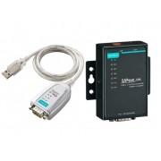 UPORT 1150 - Conversor Usb Para Serial, 1 Porta Rs-232/422/485, Conector Db9 Macho
