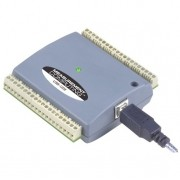 USB-1208LS - MÓDULO USB A/D 8 EA, 12 BITS, 2SA, 10 BITS, 16 DIO, 1 CTR