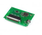 USB-DIO24/37 - Módulo de Aquisição USB Com 24 Canais Digitais I/O, Conector Db37