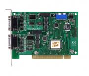 VXC-142I - Placa Multiserial Pci Com 2 Portas Rs-422/485, Isolação Ótica