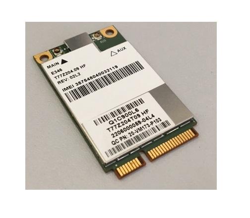 84900E34600E - Placa Mini-PCIE 3G Novatel E346