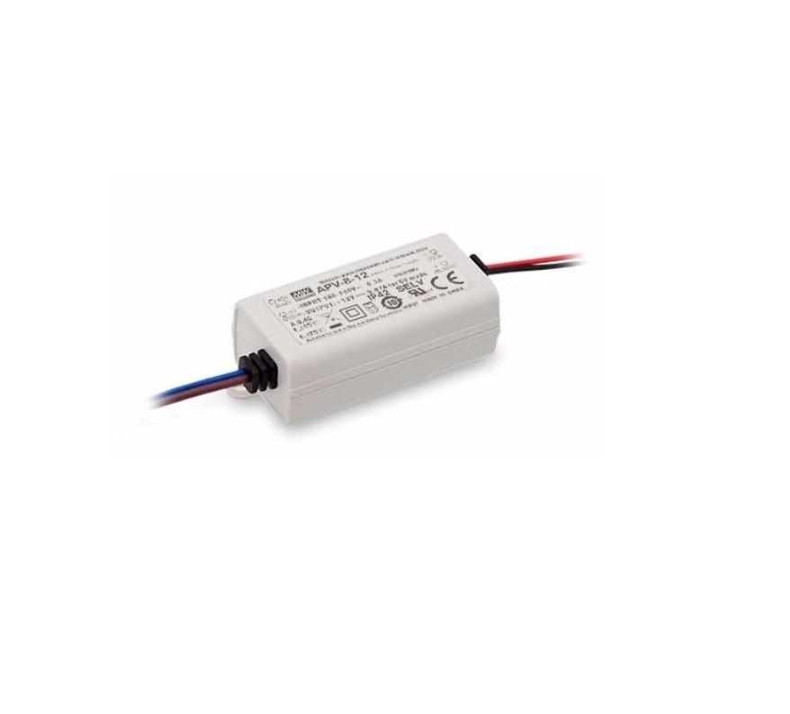 APV-8 - Fonte de Alimentação Chaveada 12Watts para LED