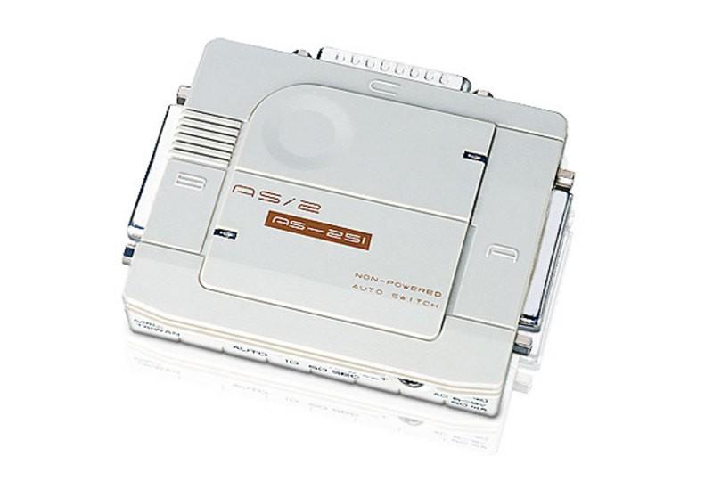 AS251S - Módulo Compartilhador ( 2PCs para 1 Serial RS232 )