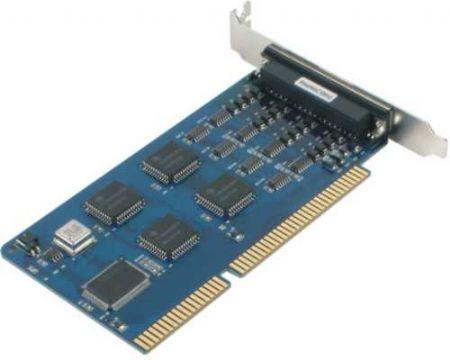 C104HS-DB9M - Placa Multiserial Isa 16-Bit, Com 4 Portas Rs-232, Proteção Esd 25KvContra Surto, Cabo Db9M Incluso