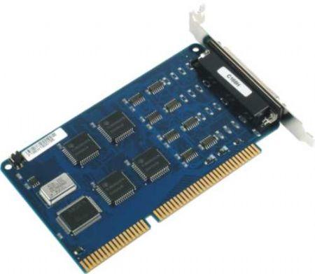 C168HS - Placa Serial Isa, 8 Portas Rs-232 Com Proteção Contra Surto 2Kv
