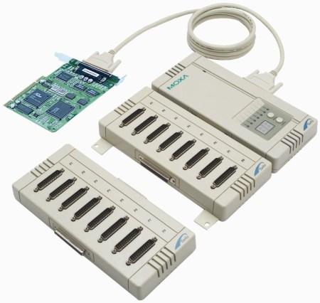 C32047T - Módulo Para Expansão Serial, 8 Portas Rs-232, Conectores Db25 Macho