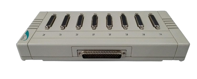 C32071T - Módulo De Expansão Com 8 Portas Rs-232, Conectores Db25 Fêmea,Proteção De Surto Esd De 25Kv