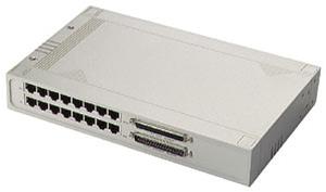 C32083T - Módulo Para Expansão Serial, 16 Portas Rs-232, Conectores Rj45-10Pinos, Inclui Kit Montagem Em Rack E Cabo Db37