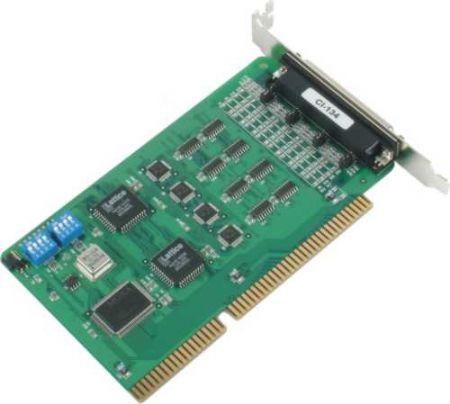 CI-134I - Placa Serial Isa, 4 Portas Rs-422/485, Com Isolação 2Kv