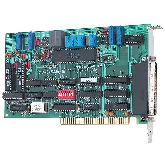 CIO-DAC02/16 - Placa Conversora Isa D/A 2Sa 16 Bits