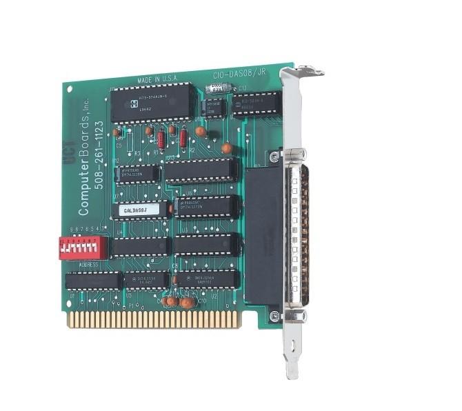 CIO-DAS08/JR - Placa Conversora A/D 8Ea 12Bits, 16Dio